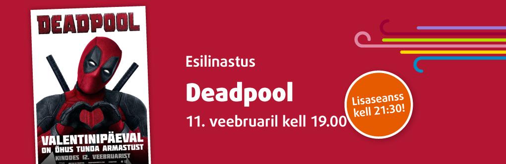 Deadpool (bänner)
