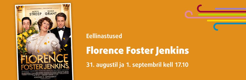 Florence Foster Jenkins (bänner)