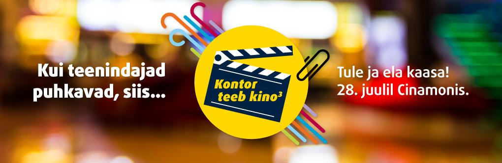 KONTOR TEEB KINO 3 (bänner)