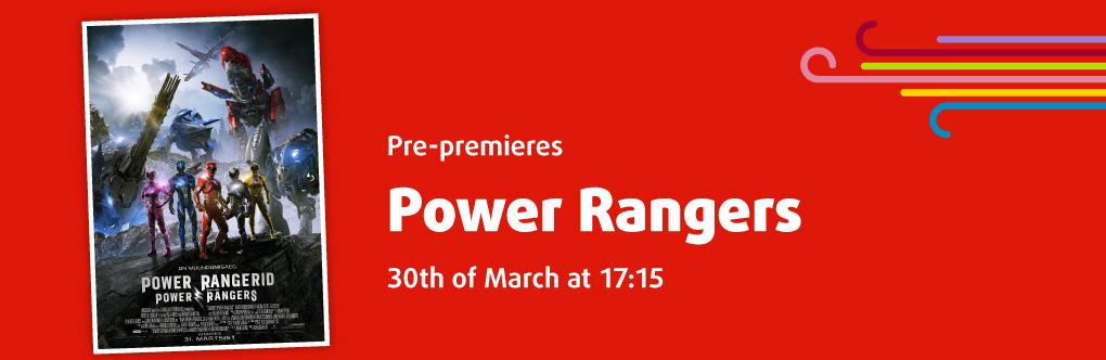 Power Rangers (banner)