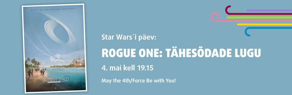 Rogue One: Tähesõdade lugu (bänner)